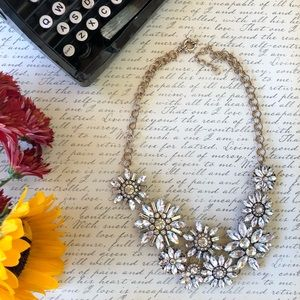 Crystal Vintage Style Necklace